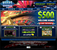 Review of Vegas Casino Online